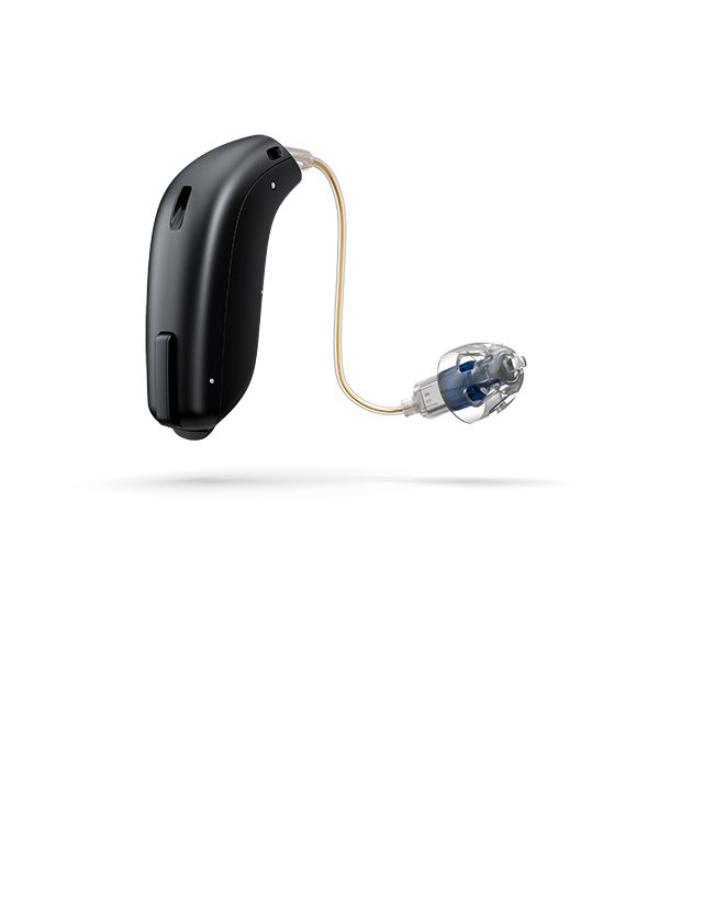 Oticon Opn 3 miniRITE - Diamond Black 63