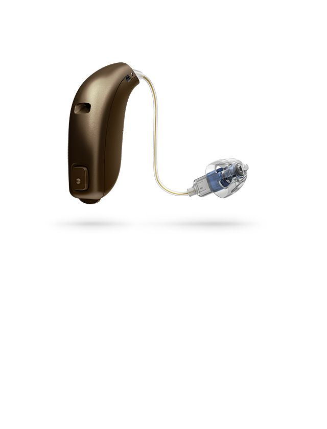 Oticon Alta2 Pro Ti mini RITE - Chestnut Brown 93