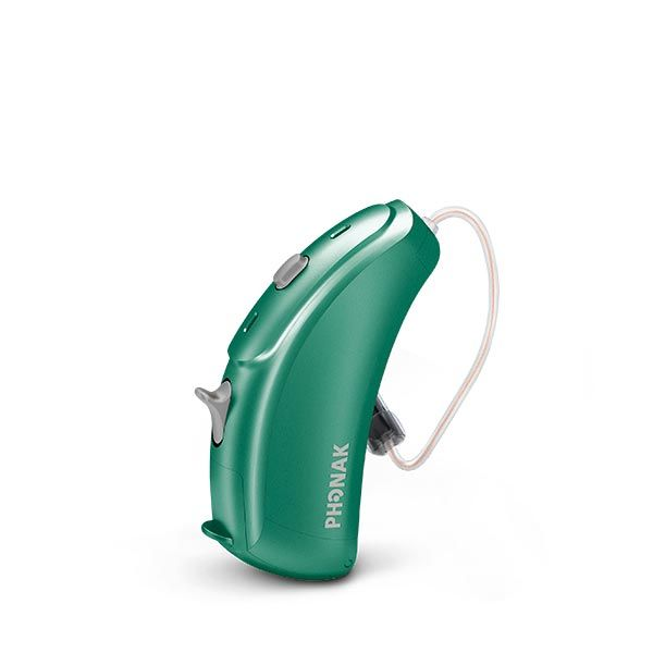 Phonak Sky B90-RIC - Electric Green Q2