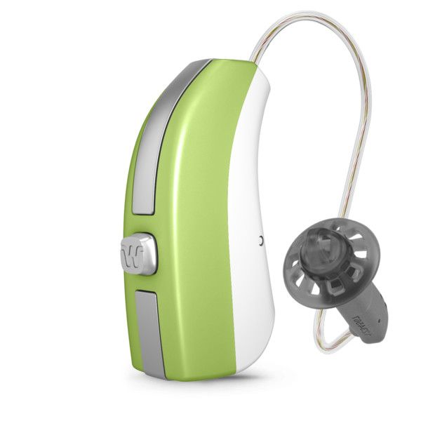 Widex BEYOND 220 Fusion 2 direct streaming* - Lime Green 075