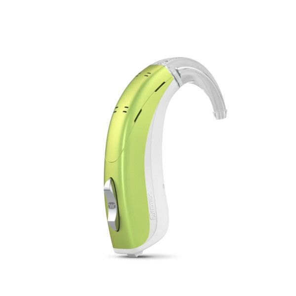 Widex CROS Fashion, VC adapter - Lime Green 075