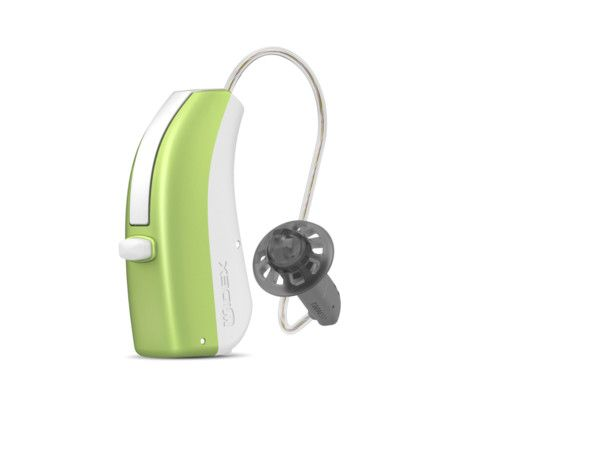 Widex DREAM 330 Fusion - Lime Green 075