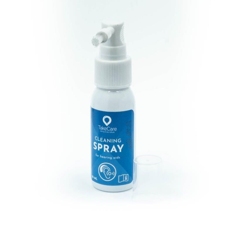 TakeCare Cleaning spray
