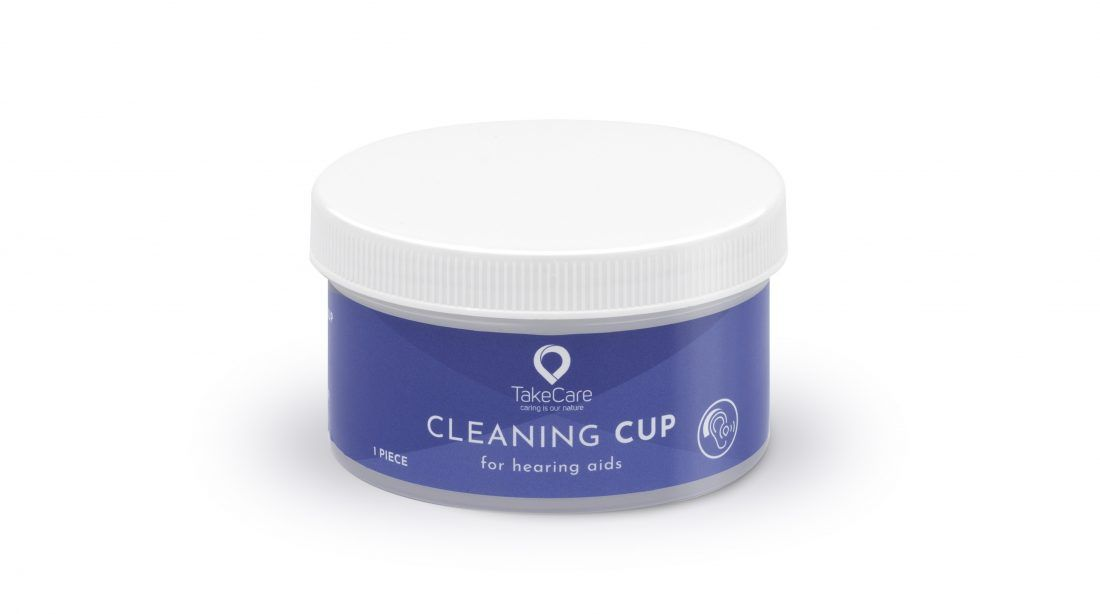 TakeCare Cleaning container