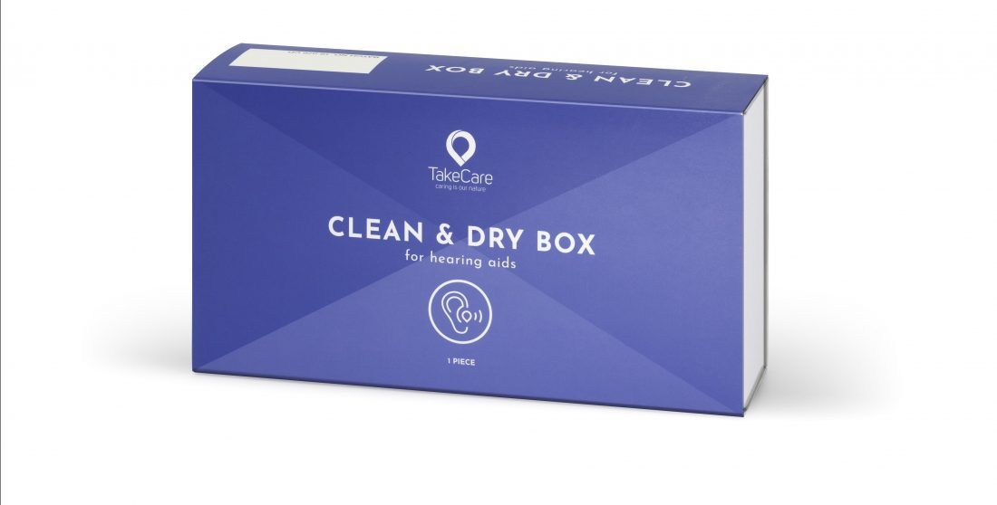 TakeCare Clean & Drybox