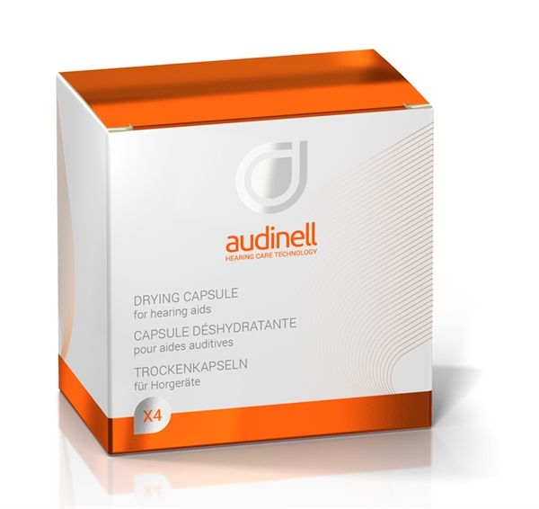 Audinell Droogcapsules