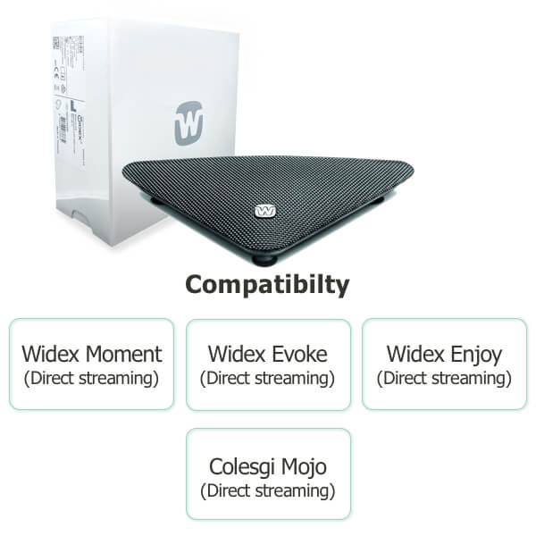 Widex_Tv_Play_compatible_hearing_aid