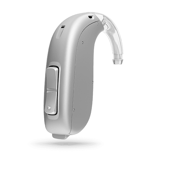 Oticon Siya 1 Plus Power 105 - Silver Grey 91