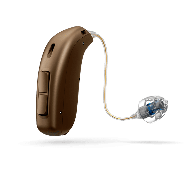 Oticon Opn S 2 BTE PP - Chestnut Brown 93