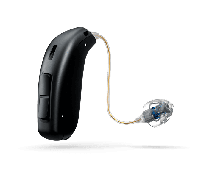 Oticon Opn S 2 miniRITE T - Diamond Black 63