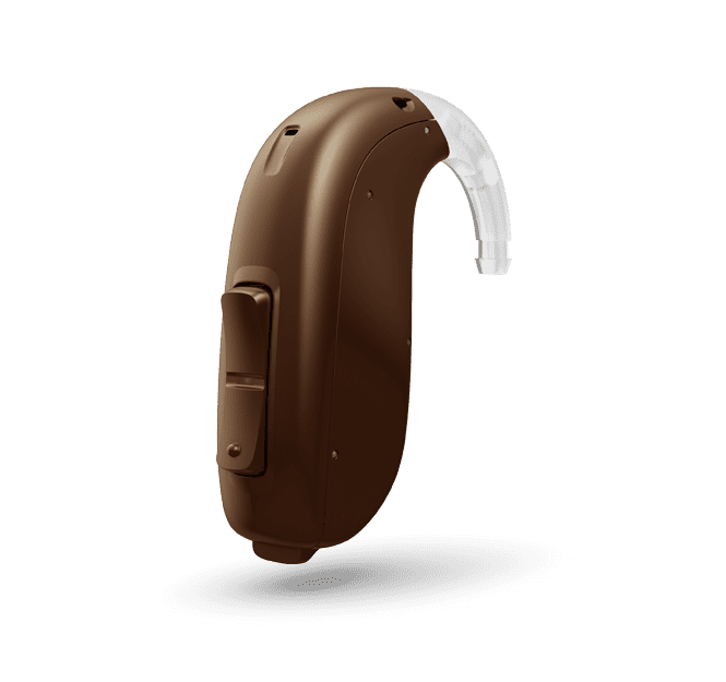 Oticon Opn S 1 BTE PP - Chestnut Brown 93