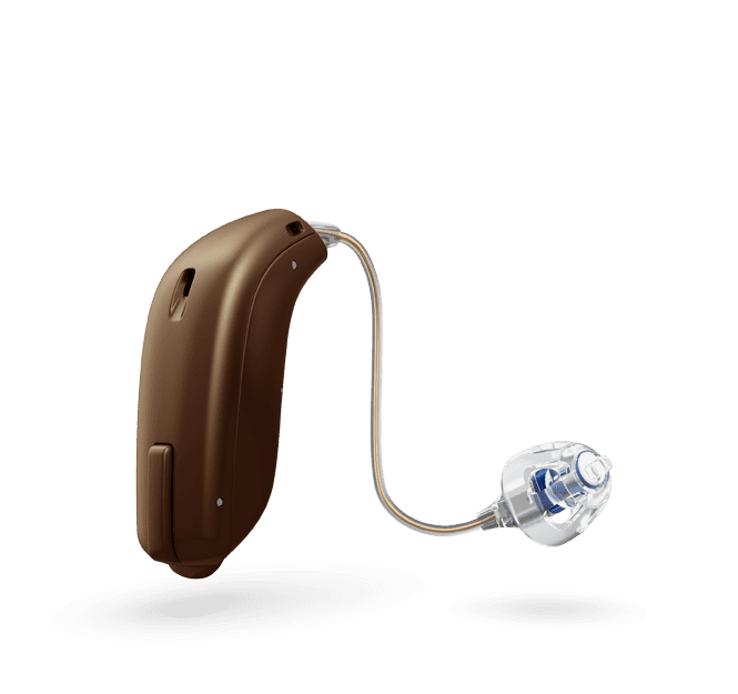 Oticon Opn Play 2 miniRITE - Chestnut Brown 93