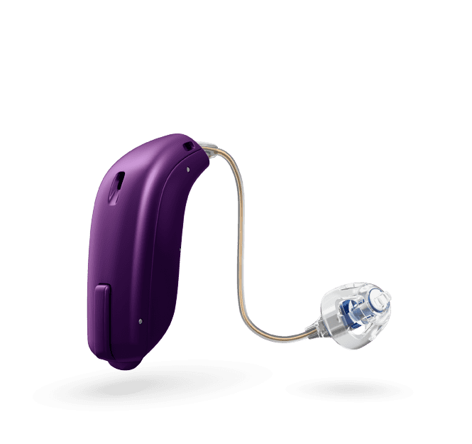 Oticon Opn Play 2 miniRITE - Purple 45