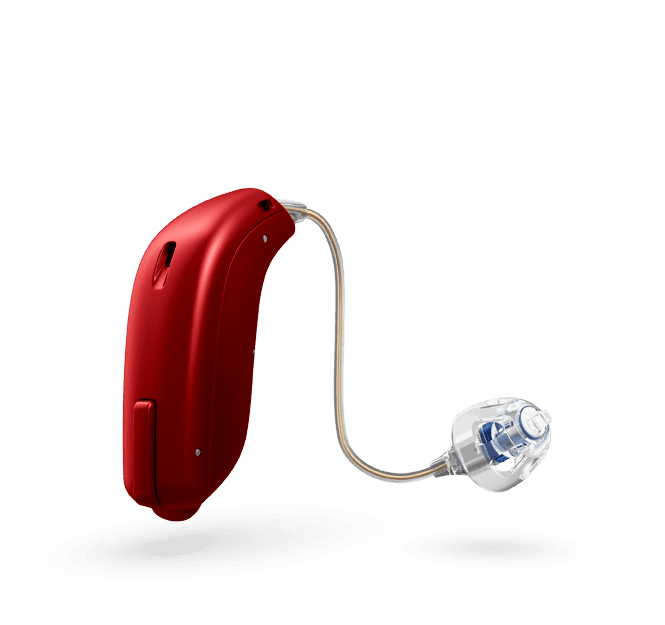 Oticon Opn Play 2 miniRITE - Cool Red 46