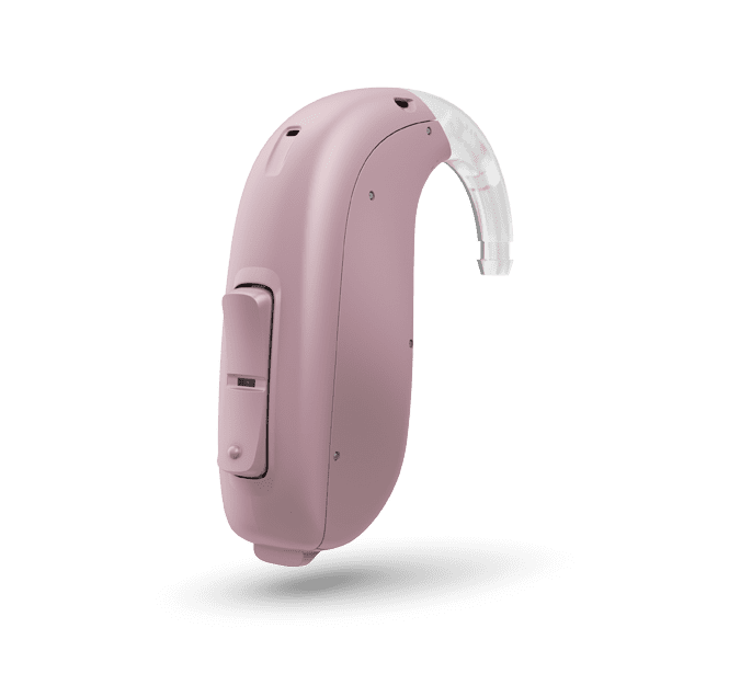 Oticon Opn Xceed Play 2 BTE PP - Baby Pink 40