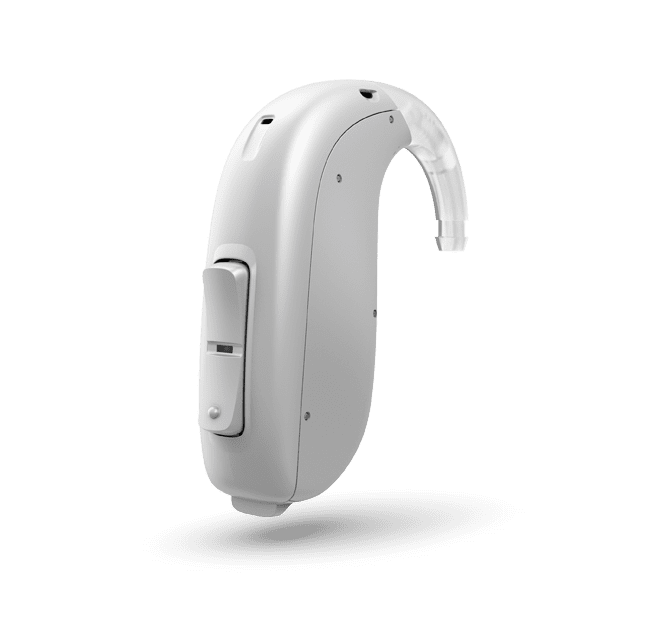 Oticon Opn Xceed Play 2 BTE PP - Silver 44