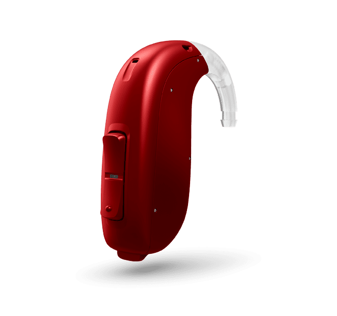 Oticon Opn Play 2 BTE PP - Cool Red 46