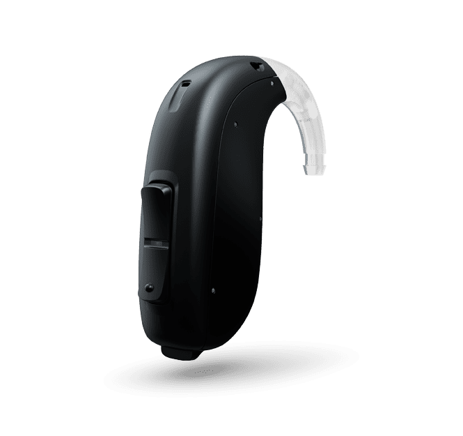 Oticon Opn Play 2 BTE PP - Diamond Black 63