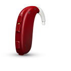 Oticon Xceed Play 1 BTE SP - Cool Red 46