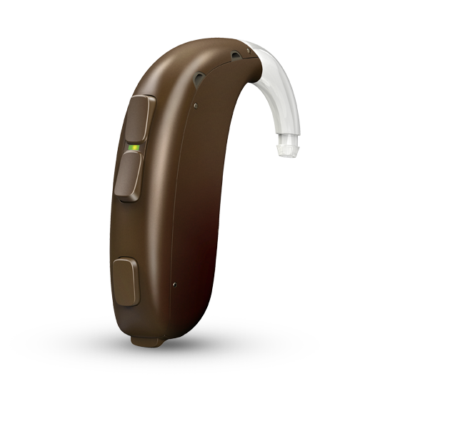 Oticon Xceed Play 1 BTE SP - Chestnut Brown 93
