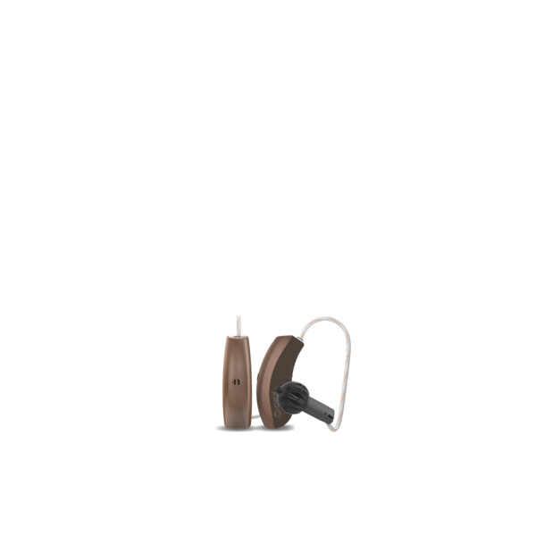 Widex EVOKE 440 RIC 10* - Cappuccino Brown 071