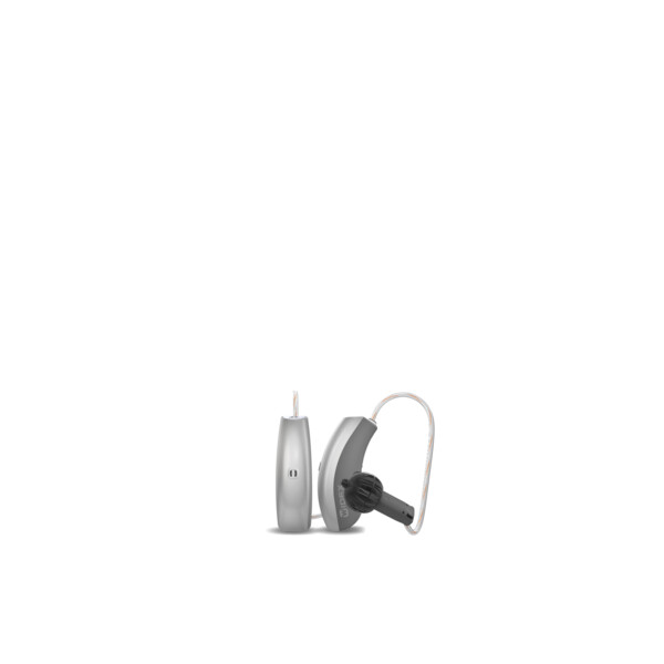 Widex EVOKE 440 RIC 10* - Silver Grey 119