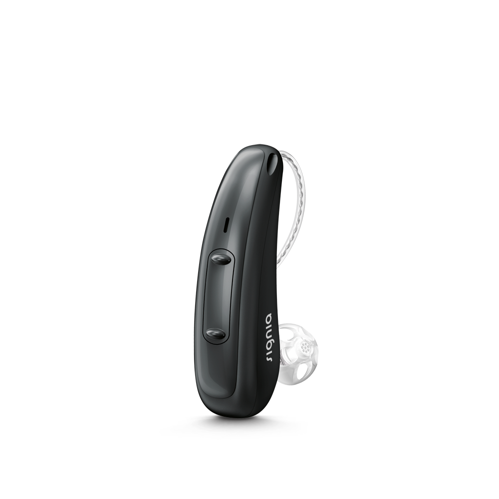 Signia Pure Charge & Go 7X - oplaadbaar - Black 05