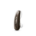 Signia Pure Charge & Go 3X - oplaadbaar - Deep Brown 72