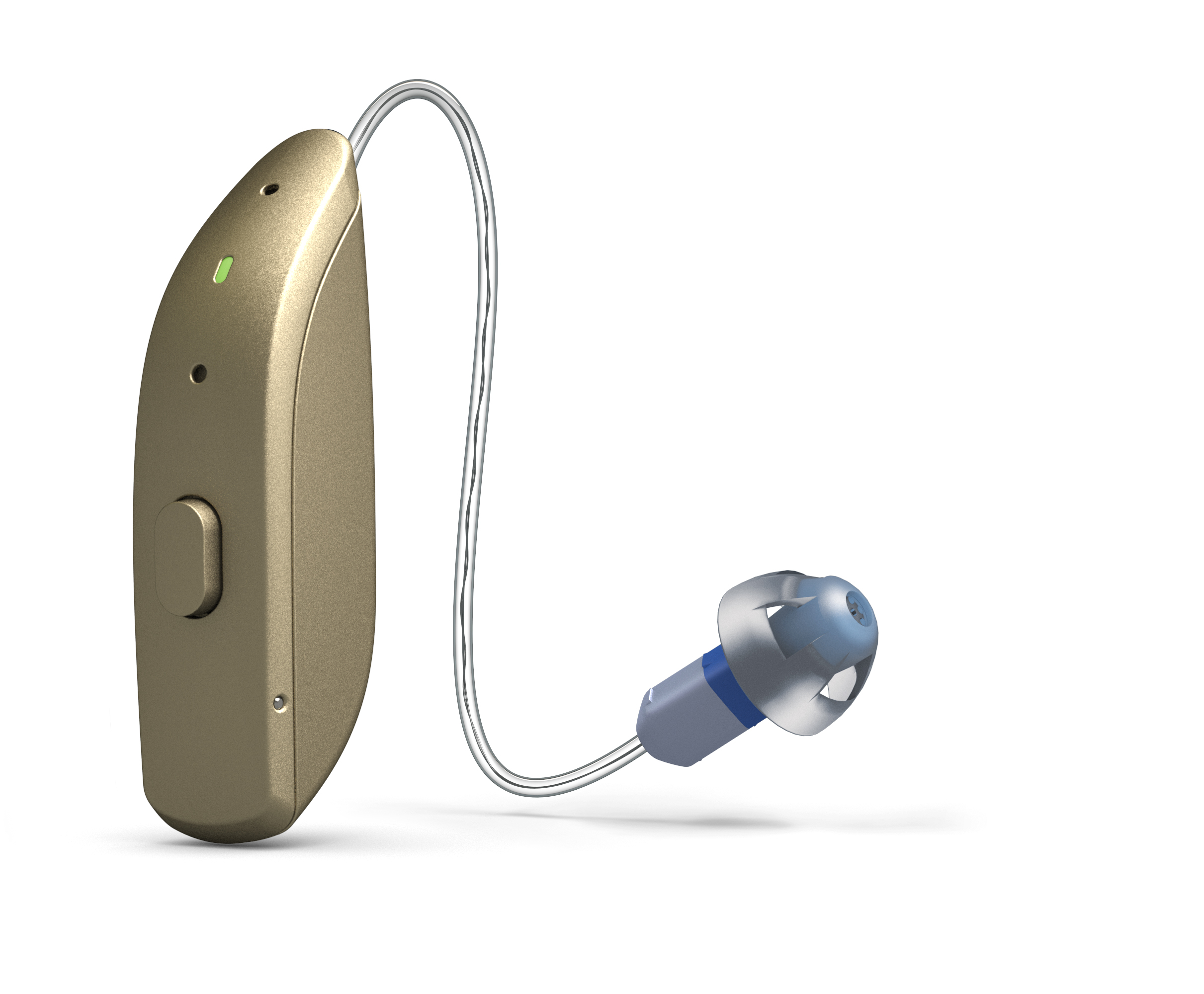 ReSound ONE M&RIE 761 - oplaadbaar - Gold