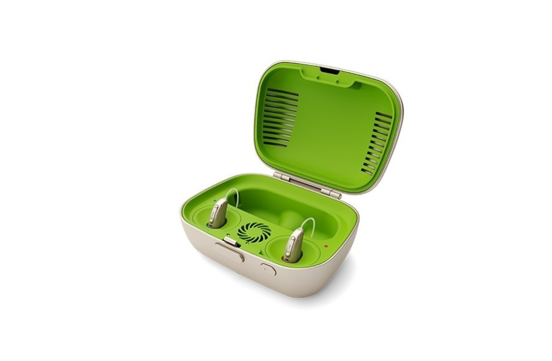 Phonak Charger Charge and Care